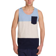 Mas-if Men's Flugel Vest - Pale Blue