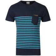 Boxfresh Men's Labdaha T-Shirt - Navy