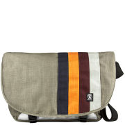 Crumpler Dinky Di Messenger Bag - Dusty Khaki/ Orange