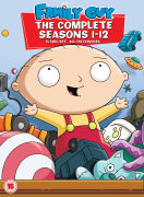 Family Guy - Seasons 1-12