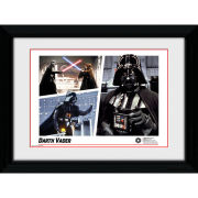 Star Wars Darth Vader Montage - 30 x 40cm Collector Prints