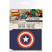 Marvel Captain America Shield - Card Holder