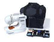 Beldray White 12 Stitch Sewing Machine (200PC Bundle)