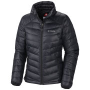 Columbia Women's Platinum 860 Turbodown Jacket - Black