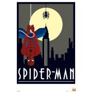 Marvel Retro Spider-Man - Maxi Poster - 61 x 91.5cm