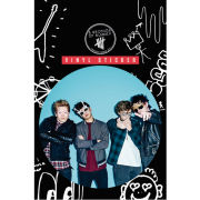 5 Seconds of Summer Jump - Sticker