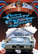 Smokey and the Bandit 1, 2 and 3