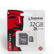 Kingston 32 GB Micro SDHC Card Class 10