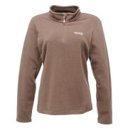 Regatta Women's Sweetheart Half Zip Fleece Top - Coconut
