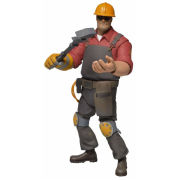 Team Fortress 7 Inch Action Figure Series 3 - Red Engineer
