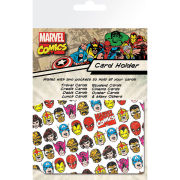 Marvel Faces - Card Holder