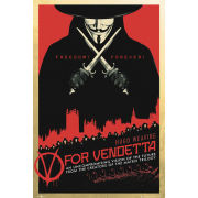 V For Vendetta One Sheet - Maxi Poster - 61 x 91.5cm