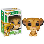 Disney's The Lion King Simba Pop! Vinyl Figure