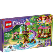 LEGO Friends: Jungle Rescue Base (41038)