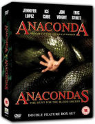 Anaconda/Anacondas: The Hunt For The Blood Orchid