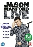 Jason Manford: Live (Includes MP3 Copy)