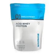 Protéine de lactosérum (whey) acide