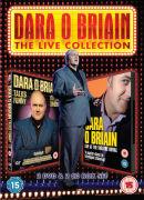 Dara O Briain Box Set (2 DVD and 2 CD Set)