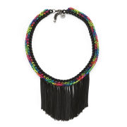 Venessa Arizaga Let's Go Trippin' Necklace - Multi