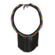 Venessa Arizaga Let's Go Trippin' Necklace - Multi