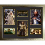 """Lord Of The Rings Return Of The King - High End Framed Photo - 16"""""""" x 20"""""""