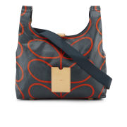 Etc by Orla Kiely Midi Sling Bag - Navy