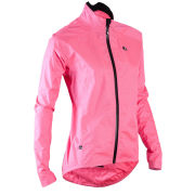 Sugoi Women's Zap Reflective Jacket - Super Pink