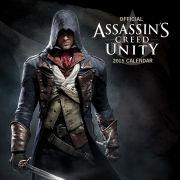 Assassins Creed : Unity Official Calendar