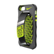 Nike Hand Held Phones Case for I-Phone 5 - Black/Volt