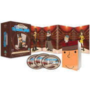 Professor Layton And The Eternal Diva: Collector's Edition (Includes Blu-Ray and DVD Copy)