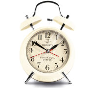 Covent Garden Medium Clock - Cream