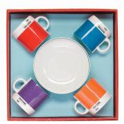 Pantone Universe Espresso Gift Set of 4