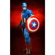 Marvel Comics - Captain America Avengers Now Artfx+ Statue
