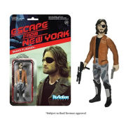 ReAction Escape from New York Snake Plissken with Jacket 3 3/4 Inch Action Figure