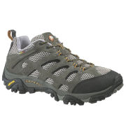 Merrell Men's Moab Ventilator Hiking Shoes - Walnut Tan