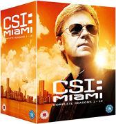CSI: Miami - The Complete Seasons 1-10