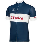 Le Coq Sportif Men's L'Eroica Performance Jersey - Blue