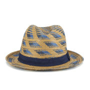 French Connection Men's Gordon Geo Hat - Blueblood