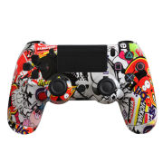 PlayStation DualShock 4 Custom Controller - Sticker Bomb