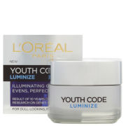 L'Oreal Paris Dermo Expertise Youth Code Luminize Illuminating Day Cream (50ml)