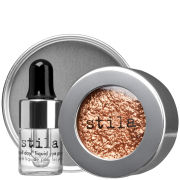 Stila Magnificent Metals Eyeshadow Comex Copper with Stay All Day Eyeshadow Primer