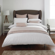 Hotel Marlborough 300TC Duvet Cover Set - Mink