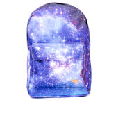 Spiral Galaxy Saturn Backpack - Multi