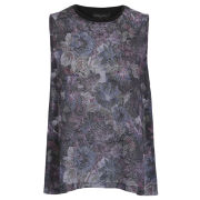 Damned Delux Women's Botanical Top - Multi