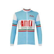 Pella La Mitica Long Sleeve Jersey - Blue
