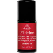 Striplac Secret Red UV Nail Polish (8ml)