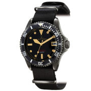 ToyWatch Vintage Watch - Black