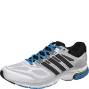 adidas Men's Supernova Sequence Trainers - White/Black/Solar Blue