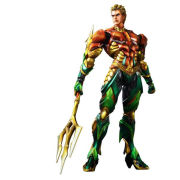 DC Comics Variant Play Arts Kai Vol.4 - Aquaman