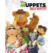 The Muppets Most Wanted Cast - Mini Poster - 40 x 50cm